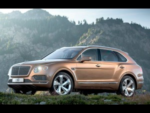 India S Bentley First Suv Car Bentayga Introduced