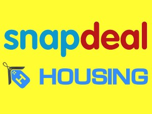 Snapdeal Close Snapping Up Housing Com