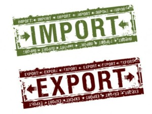 Exports Dip 17th Month Trade Deficit At 5 Yr Low