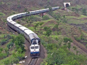 Cabinet Green Lights 24 000 Cr Rail Projects