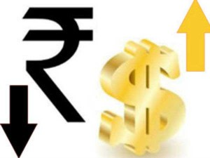 Rupee Slides Fresh New Low Vs Dollar Sensex Nifty Also Opens Lower