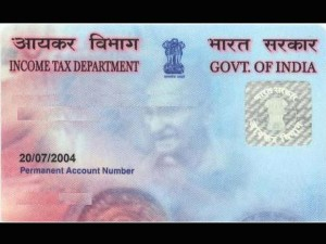 Government May Lower Limit Quoting Pan Number Cash Transactions