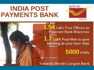India Post Gets Payments Bank Licence Start Services