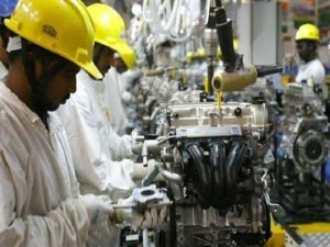India S Industrial Output Contracts 0 4 Percent Dec