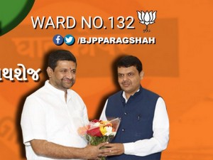 Bmc Polls Bjp S Parag Shah Is Richest Candidate Worth Rs