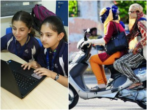 Crore Free Laptop Scooter Subsidy