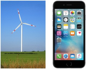 For The Cost An Iphone You Can Now Buy Wind Turbine Your Home