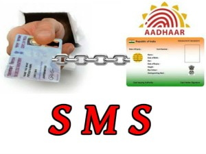 Link Aadhaar With Pan Using Sms It Dept