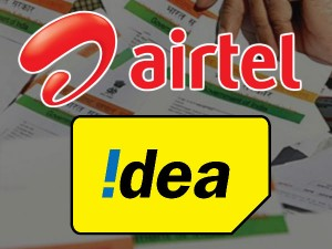No Aadhaar Phone Users Lose Their Numbers Airtel Idea Start Sending Sms