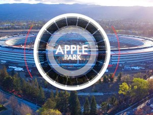 Apple Park Opens Employees