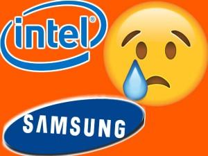 Samsung Becomes King Computer Chips Ending Us Giant Intel Inside