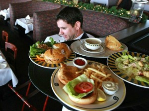 If Restaurants Ask Service Charge Centre Advises Diners Move Court