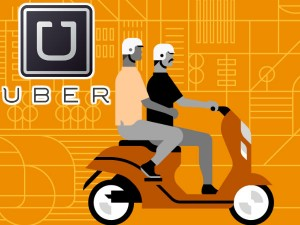 Uber S Bike Sharing App Launched Noida Ghaziabad