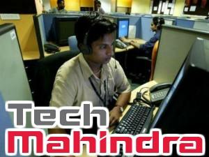 Tech Mahindra Q2 Net Profit Up 30 Percent At Rs 836 Cr