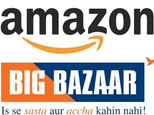 Is Amazon Kept Timebomb Big Bazaar