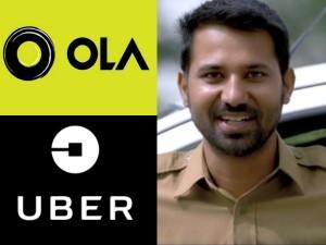 Ola Uber Cut Driver Pay 33 Percent