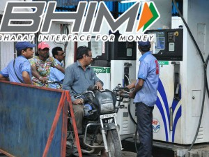 Now Pay Up Rs 0 49 Paise Per Litre Less On Petrol Diesel While Paying Via Bhim