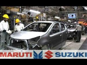 Maruti Becomes No 1 Exporter Passenger Vehicles From India