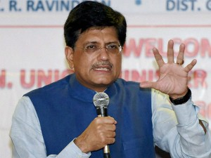 Piyush Goyal Says Job Losses Is Good Sign Economy