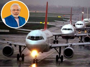 Modi Government Build 100 Airports 15 Years