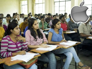Apple Uidai Nasdaq Among First Timers At Iit Madras Final Placemnets This Year