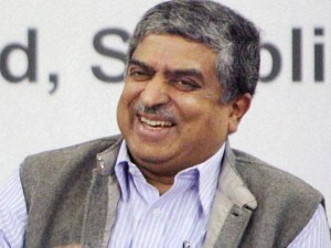 Infosys Head Nandan Nilekani Give Away Half Their Wealth