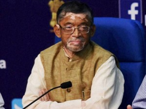 Central Government Working New Avenues Create Jobs Santosh Gangwar