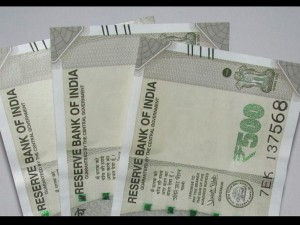 Rs 5 000 Crore Spent On Printing New 500 Notes