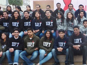 Iift Students Receive Rs 95 Lakh Annual Package 31 Students Offered International Roles
