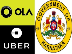 Karnataka Government Fixes New Fare Structure Cab Aggregators Including Ola Uber