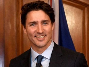 Canada Pm Justin Trudeau Meets Infy Tata Heads