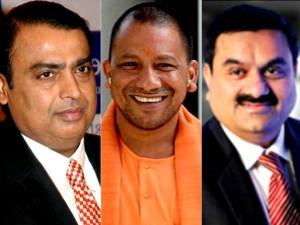 Adani Group Reliance Jio Will Invest Rs 45 000 Crore Uttar Pradesh