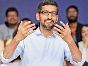 Sundar Pichai Has No Decision Making Power Beyond Google Report