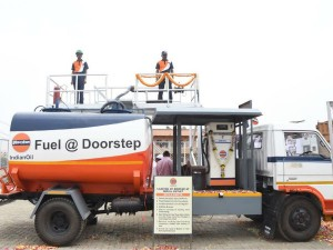 Indian Oil Corporation Launched Home Delivery Service Diesel In Pune