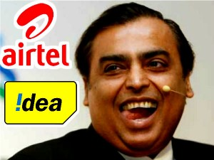 Reliance Jio Inflict More Pain Bharti Airtel Idea Cellular