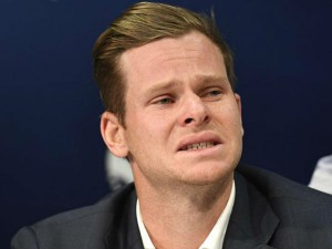 Straight Drive Shots Steve Smith Ball Tampering