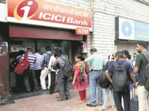 Reason Behind Sudden Cash Crunch On Atm S