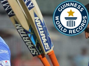 Ms Dhoni S Cricket Bat Declared As The Most Expensive One
