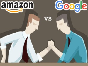 Google Amazon Preparing A War Big Focus On India