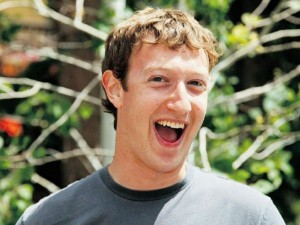 Facebook Founder Mark Zuckerberg S First Business Card