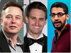 Evan Was Paid 3 5 Times More Than Musk Sundar Pichai