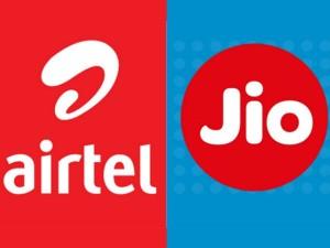 Best Plans From Airtel Reliance Jio Vodafone Idea