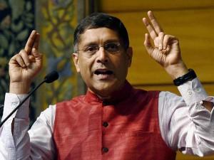 Arvind Subramanian Quits As Chief Economic Advisor Arun Jai
