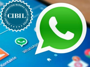 Now Whatsapp Gives Free Cibil Credit Score Chenking Online Service