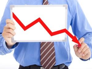 Sensex Falls 261 Points Nifty Closes Below 10