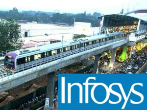 Infosys Foundation Offers Gives Rs 200cr Metro Works