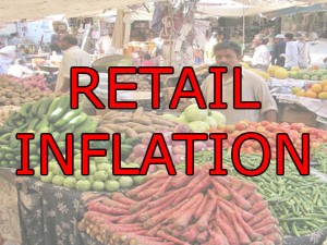 Retail Inflation Dips 3 69 August