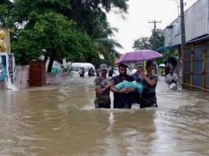 Kerala Floods Effect Stock Market