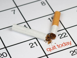 Cigarette Packs Carry Quit Today Message From Sept