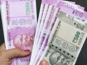 Rupee Trade Near Record Low Over Coming Year